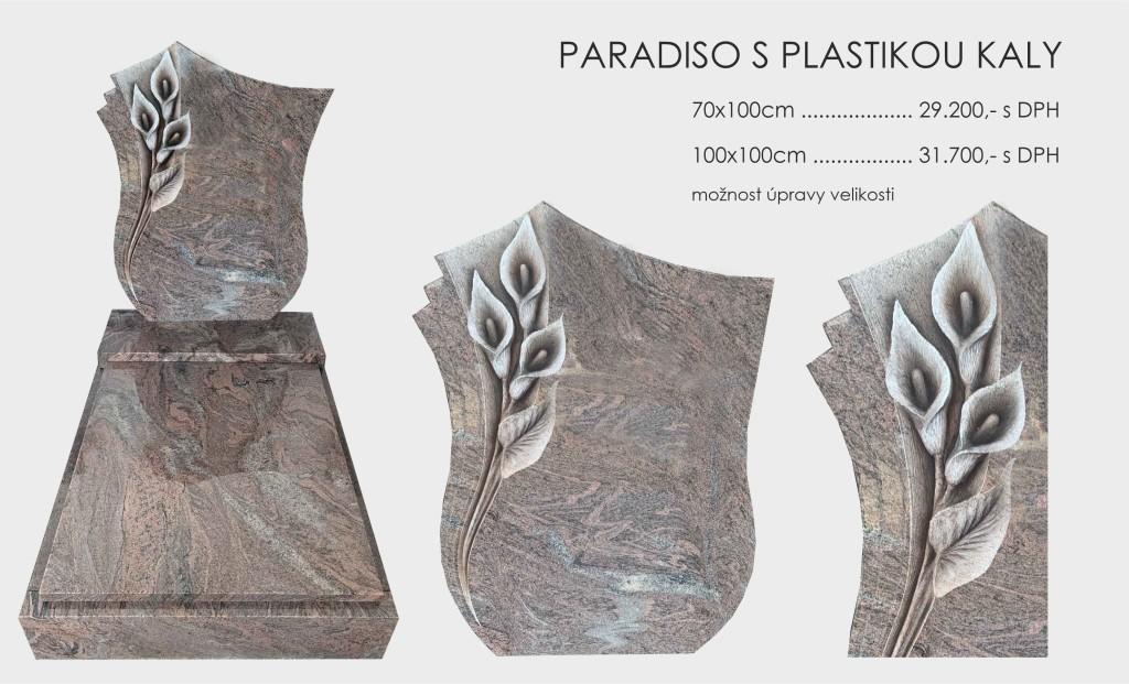 Paradiso s plastikou kaly
