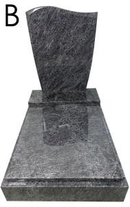Urnový hrob Bahama Blue B