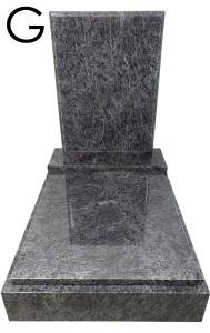 Urnový hrob Bahama Blue G