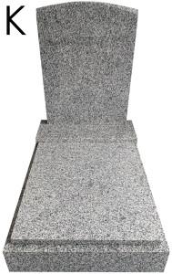 Urnový hrob Montain Pink K